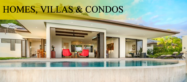 Uvita Luxury Homes, Villas & Condos