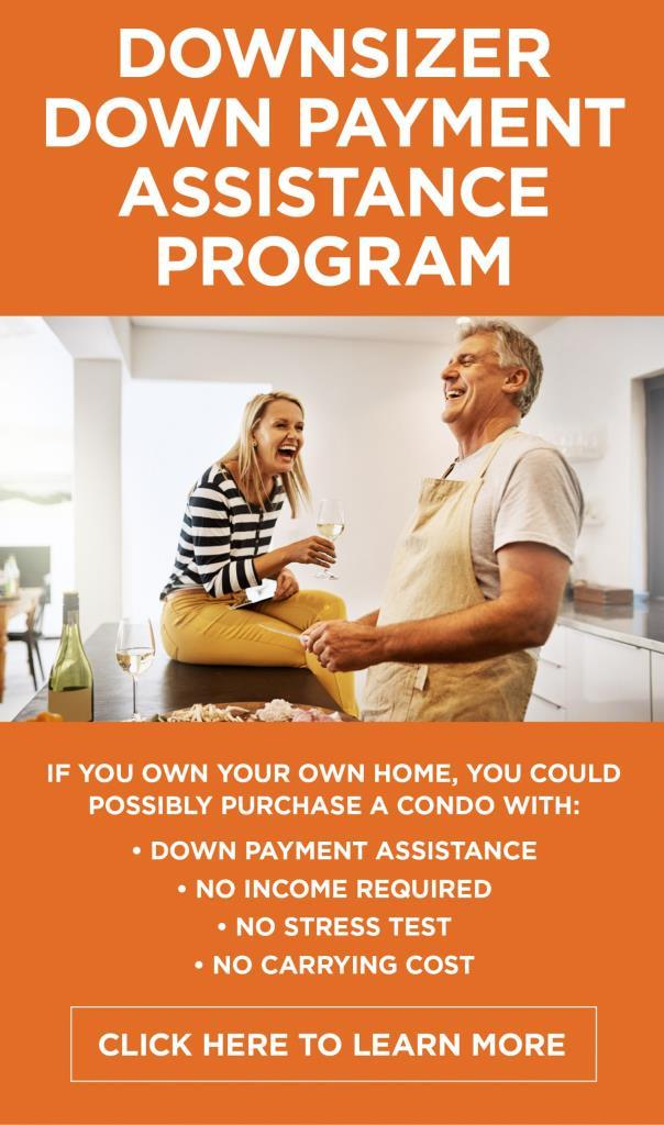 Downsizer Home Buying incentive