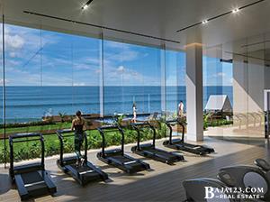 Seahouz Oceanfront Gym