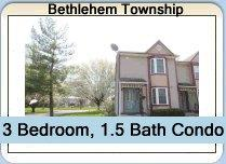 Condo for Sale in Bethlehem Township, PA