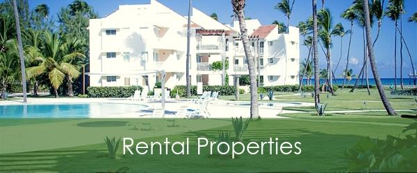 Punta Cana Rental Properties Long and Short Term