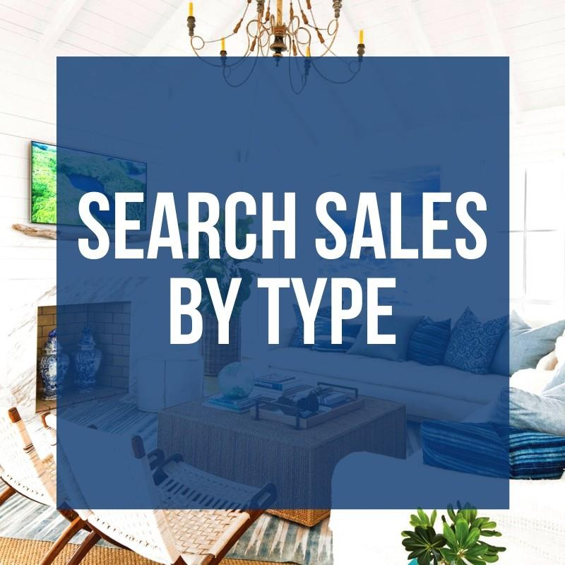 Search Sales by Type