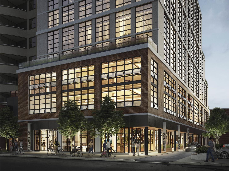 Warehouse Lofts Toronto