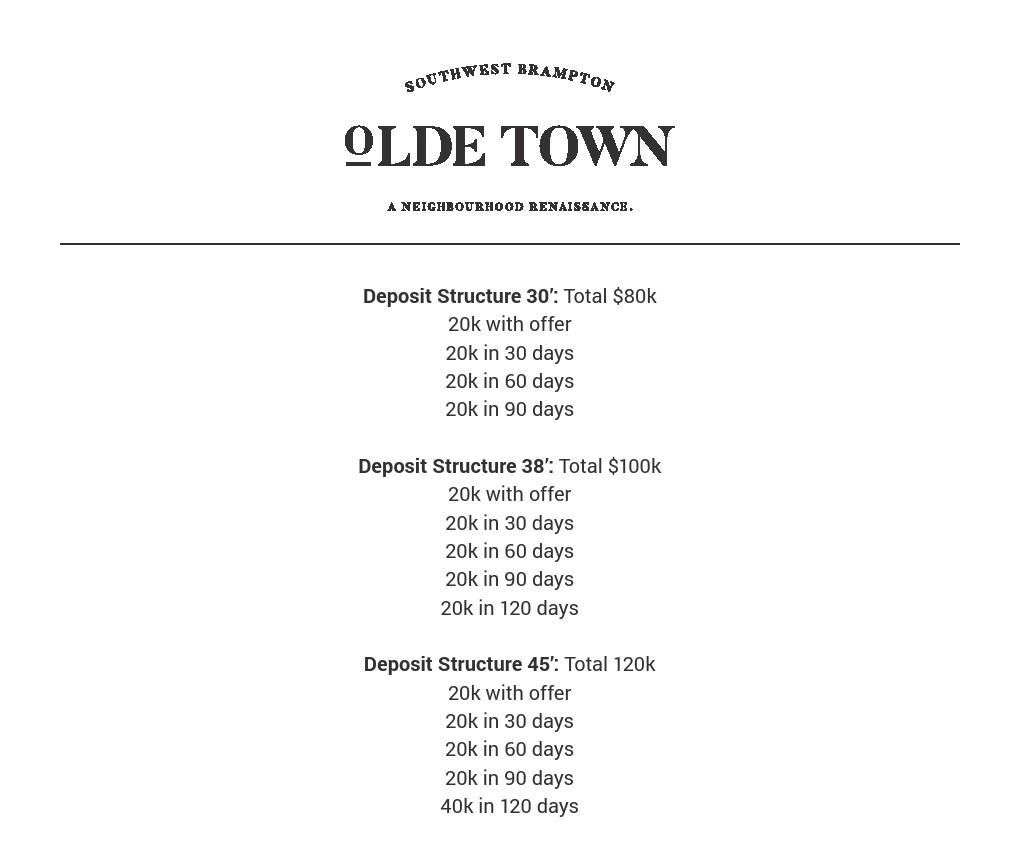 Olde Town – Phase Two