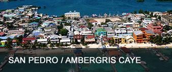 San Pedro / Ambergris Caye