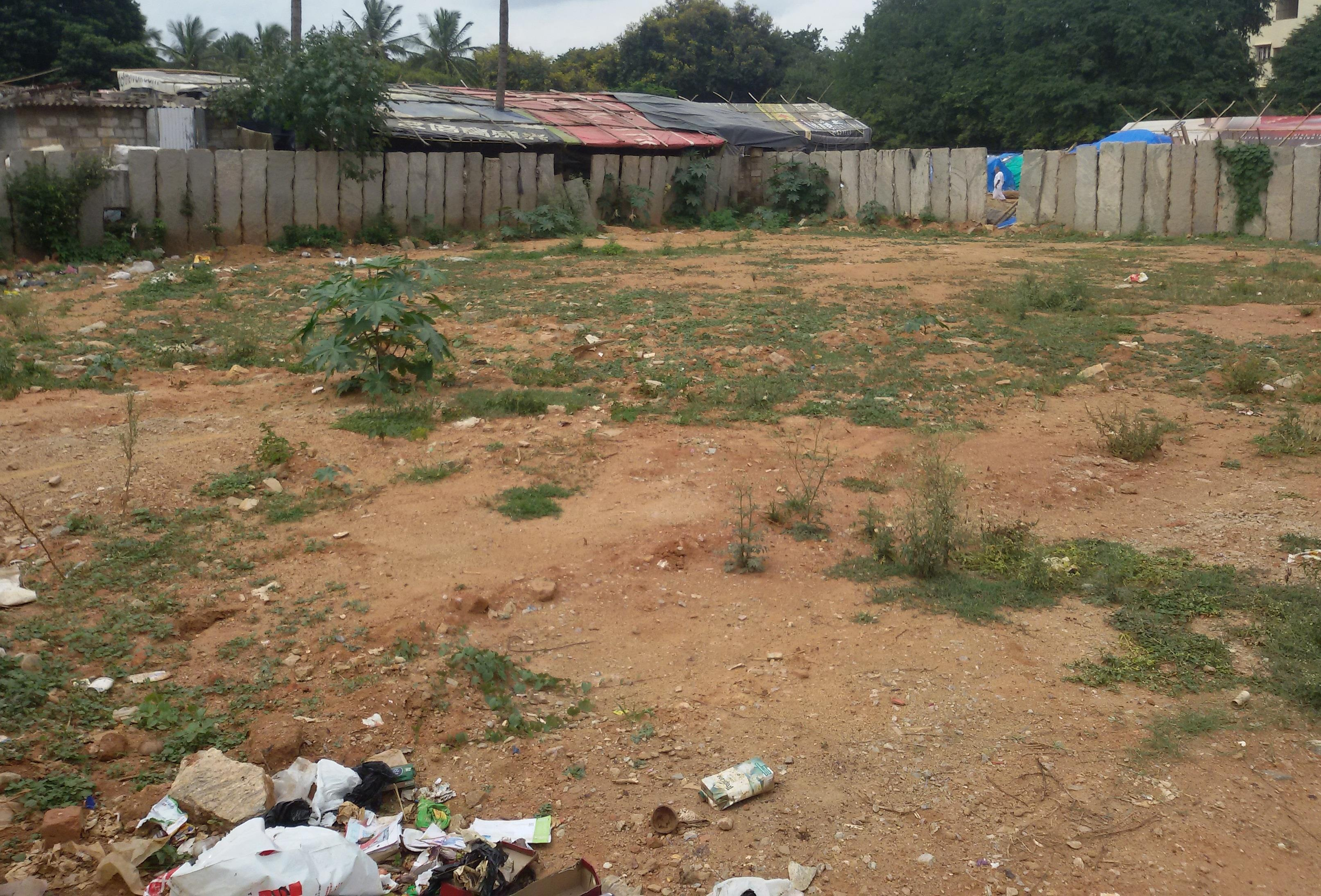 40x60 Sites for sale Manyata residency Manyata tech park Thanisandra Bangalore