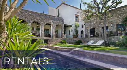 Rentals Homes San Miguel de Allende Agave Sotheby's Real Estate