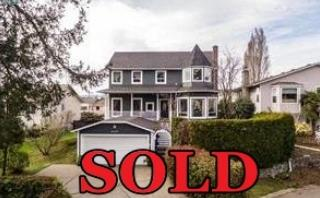House sold by David Stevens, Royal LePage, Victoria