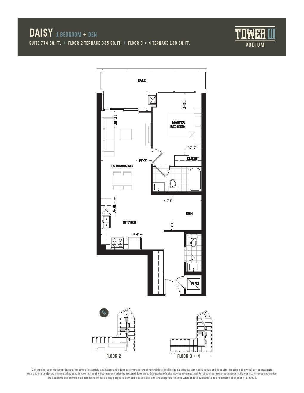 Oak & Co Condos Tower III