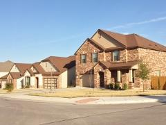 A view of the Waterleaf neighborhood