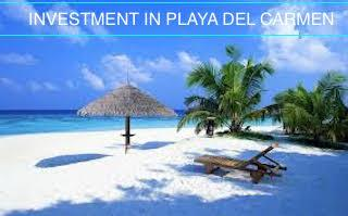 Real estate Investissement in playa del carmen