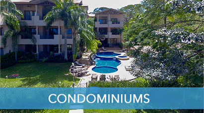 Condominiums in Costa Rica for Sale