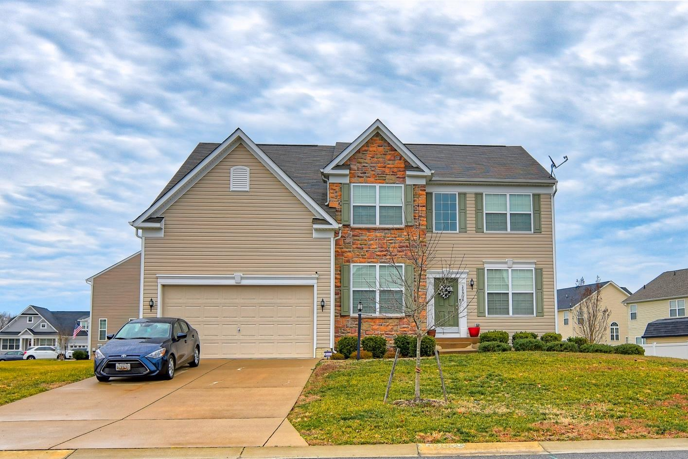 Lexington Park, St Mary's County - 20908 Rowan Knight is a Beautiful Single Family Home in Pembrooke Community off of Willows Road!  Listed by Marie Lally, Realtor with O'Brien Realty of Southern Maryland! The Best of Southern MD