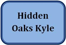 Hidden Oaks Kyle, Texas.