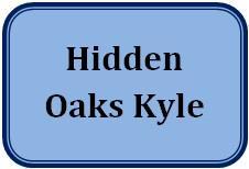 Hidden Oaks Kyle, Texas.