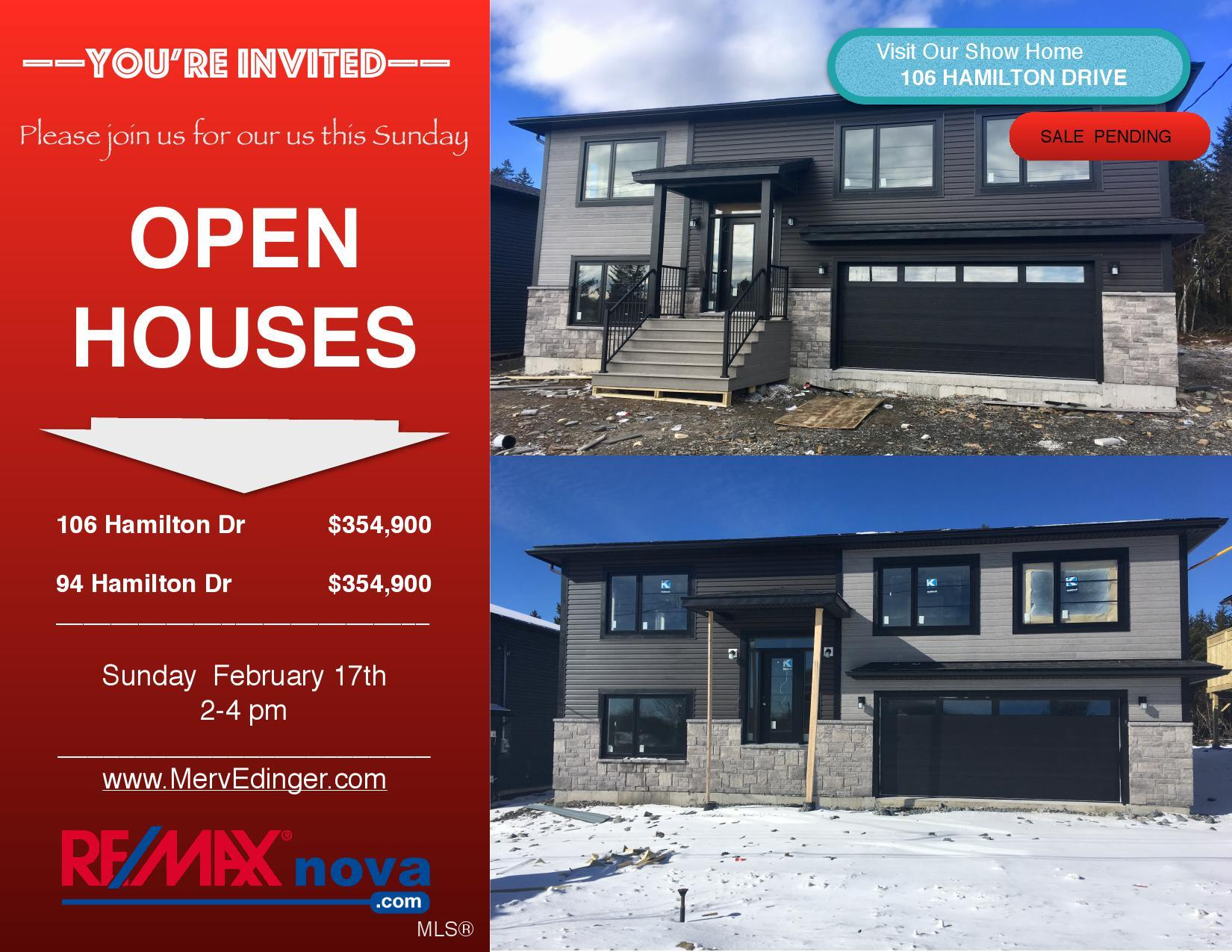 Open Houses in Halifax   February 10   RE/MAX NOVA® Halifax real estate
