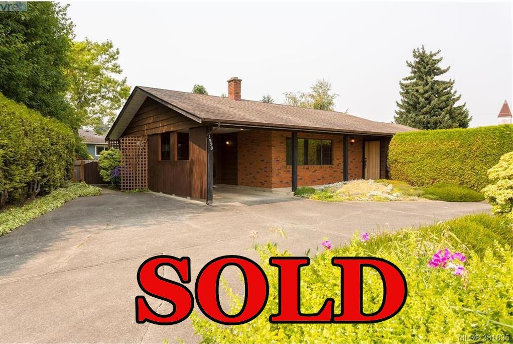 David Stevens Sold Genoa Place Saanichton