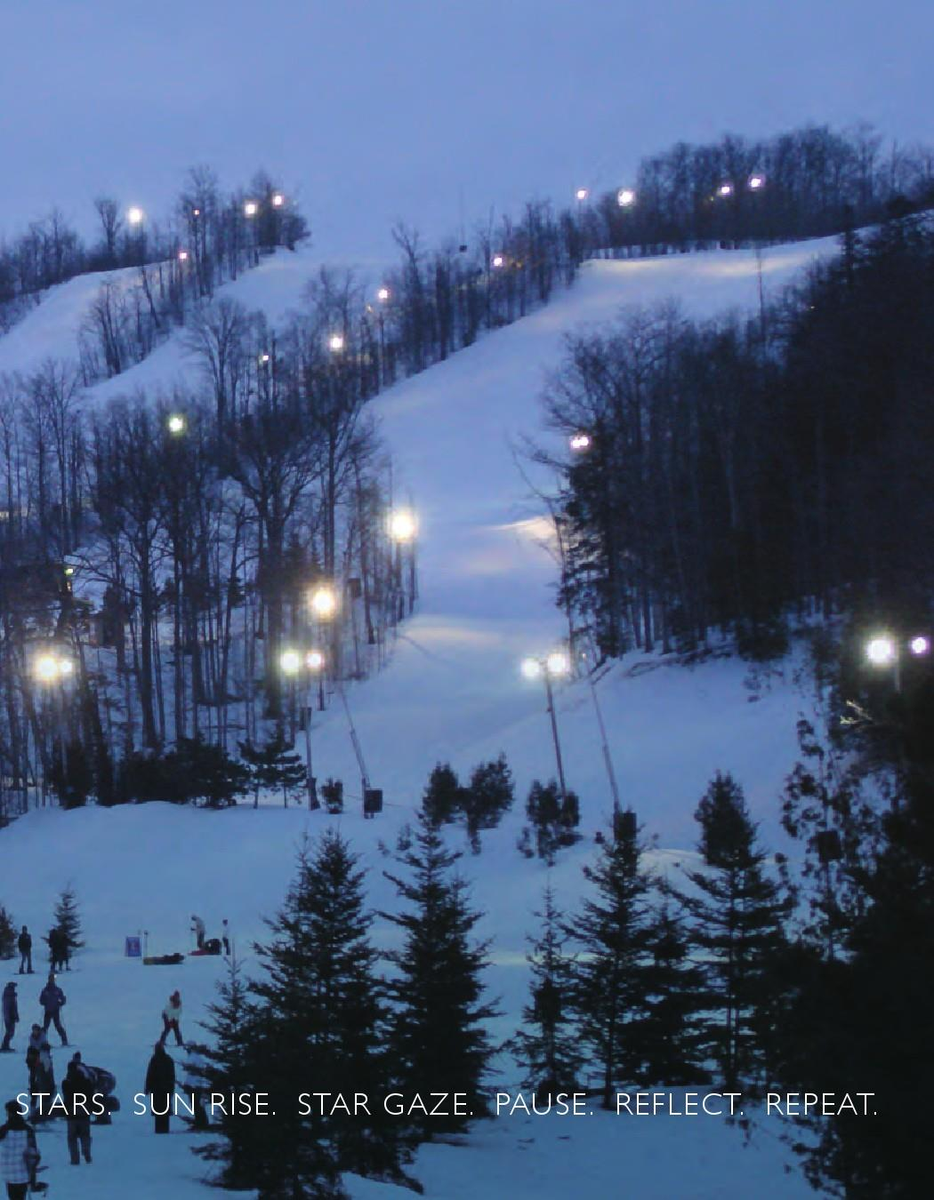 Windfall at Blue Mountain