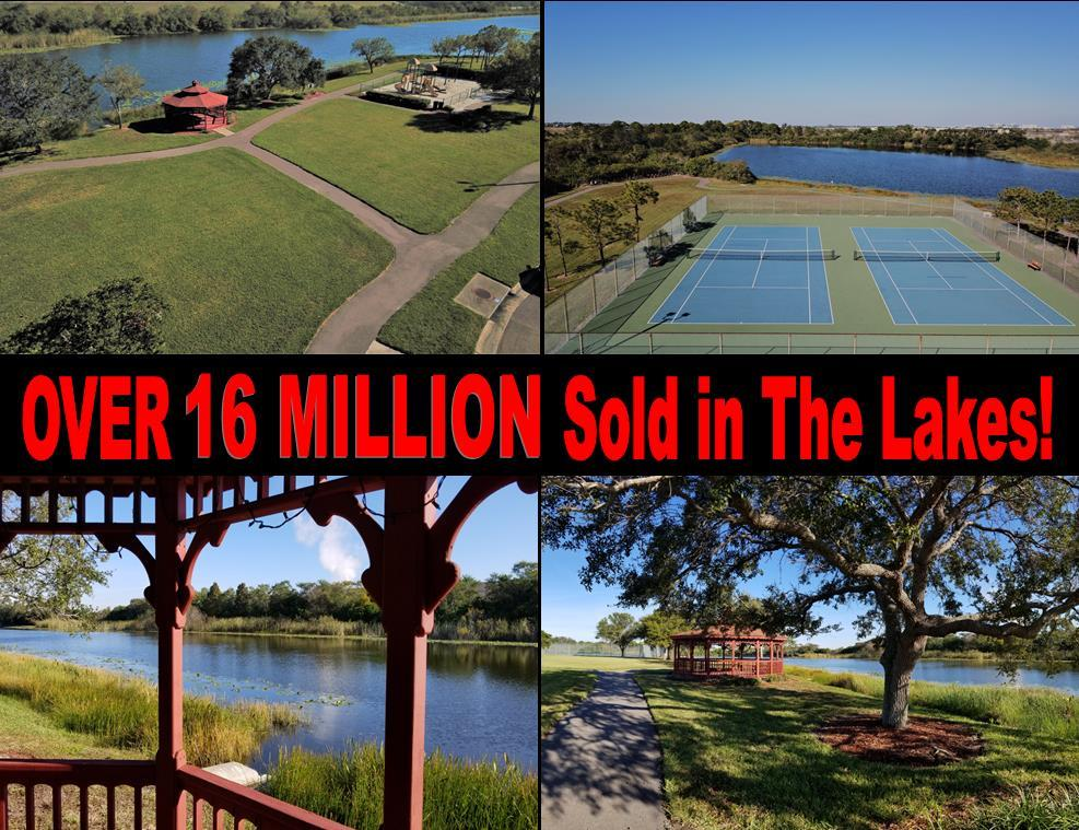 Over $16 Million Sold in Real Estate in The Lakes Clearwater Florida