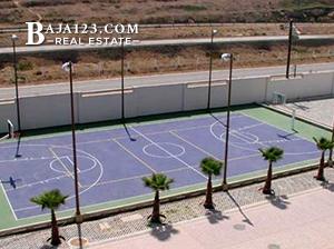 Tennis Court Palacio del Mar