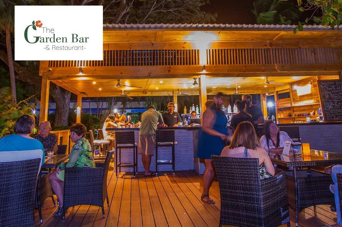 Garden Bar, Playas del Coco, Costa Rica
