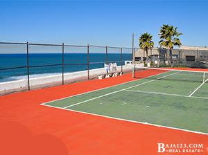 San Antonio del Mar Tennis Court