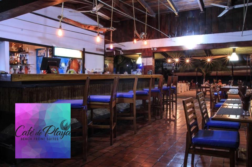 Cafe de Playa, Playas del Coco, Costa Rica