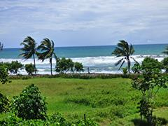 Hermosa Palms Fully Furnished TITLED  Beachfront Community 3 bdrm home