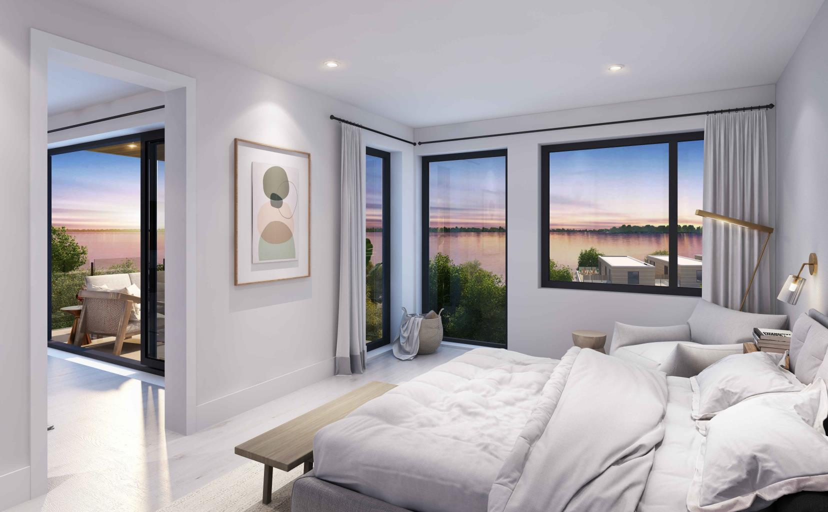 Fenelon Lakes Club-Bedroom