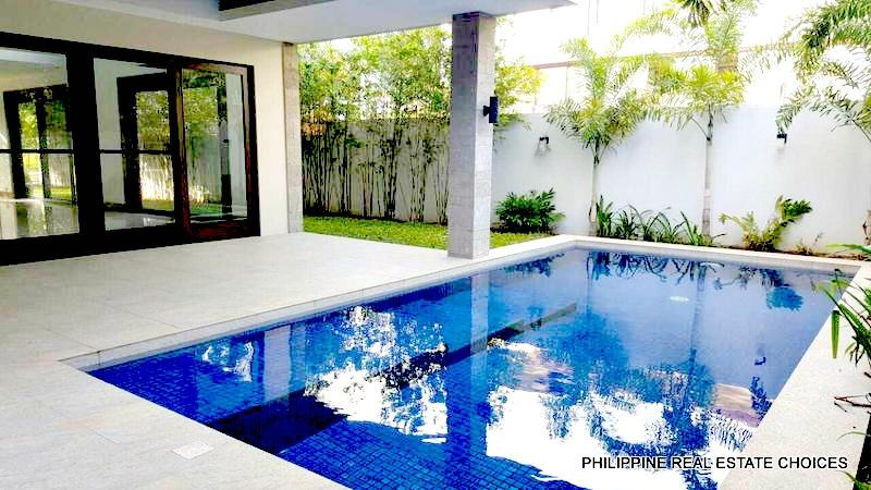 Philippine real estate choices by chona esguerra ayala for Zen pool design