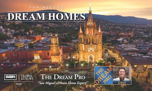 San Miguel de Allende Dream Pro Homes