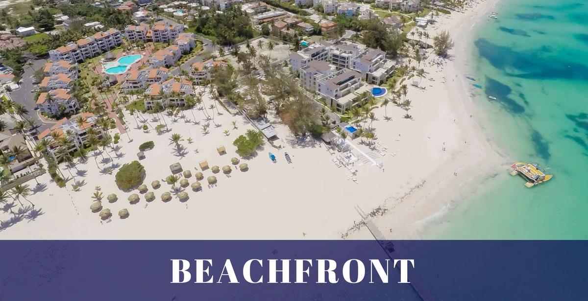 Beachfront Property in Punta Cana