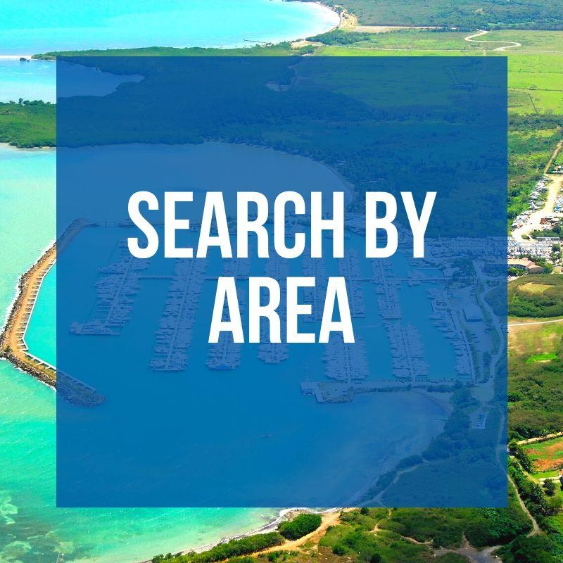 Search by Area Puerto Rico Real Estate For Sale