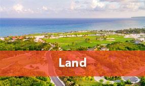 Land in cap cana