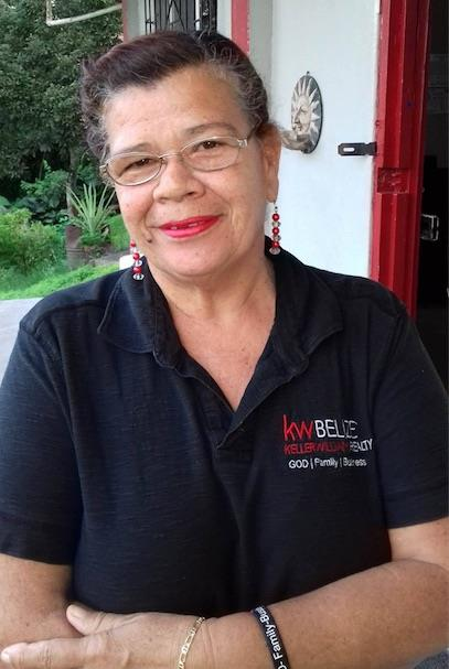 Belize Keller Williams Rainforest Realty Agent Marilyn Greig