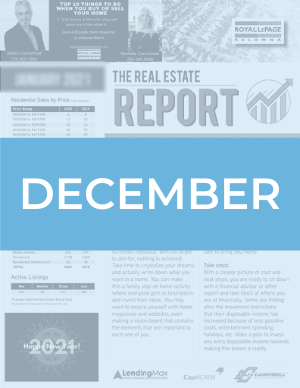 December 2020 Okanagan Real Estate Report