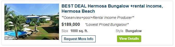 Jaco Hermosa Beach Real Estate