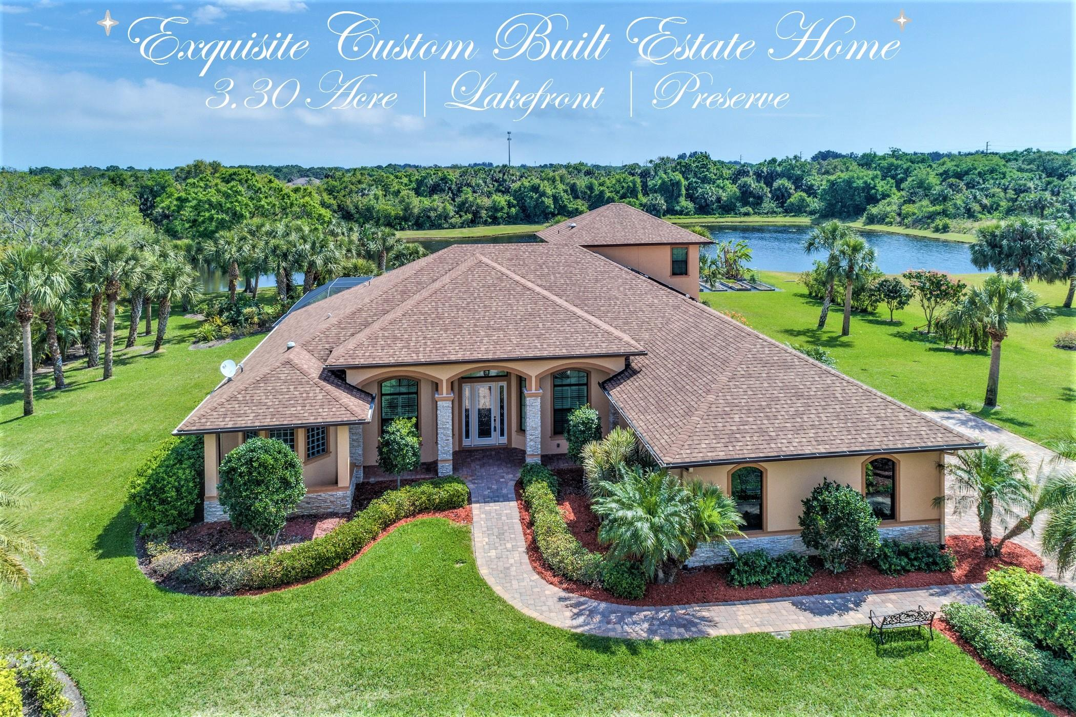 Melbourne Florida Real Estate   Brevard County   Waterfront   Luxury Homes    Beaches