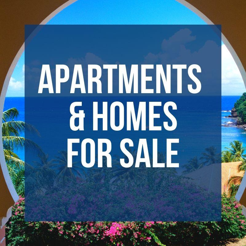 Apartments and Homes for Sale