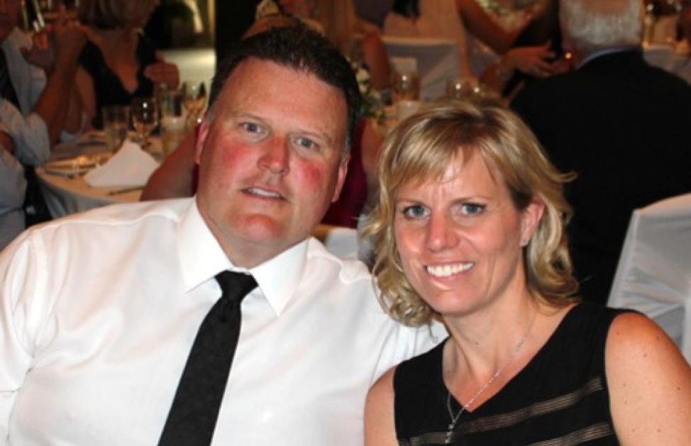 Steve Howie & Connie Rivington-Howie
