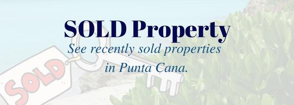 SOLD Punta Cana Property