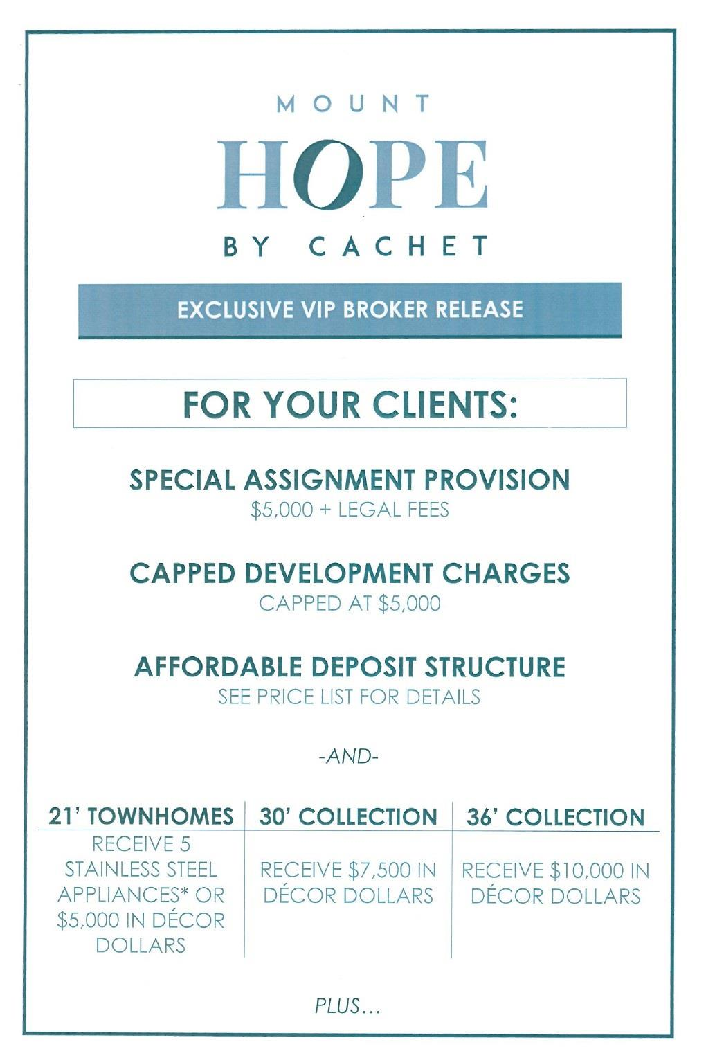 MOUNT HOPE Homes