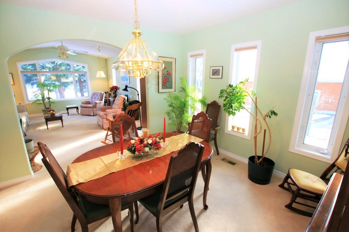 Great Layout! Formal Dining and Living Are