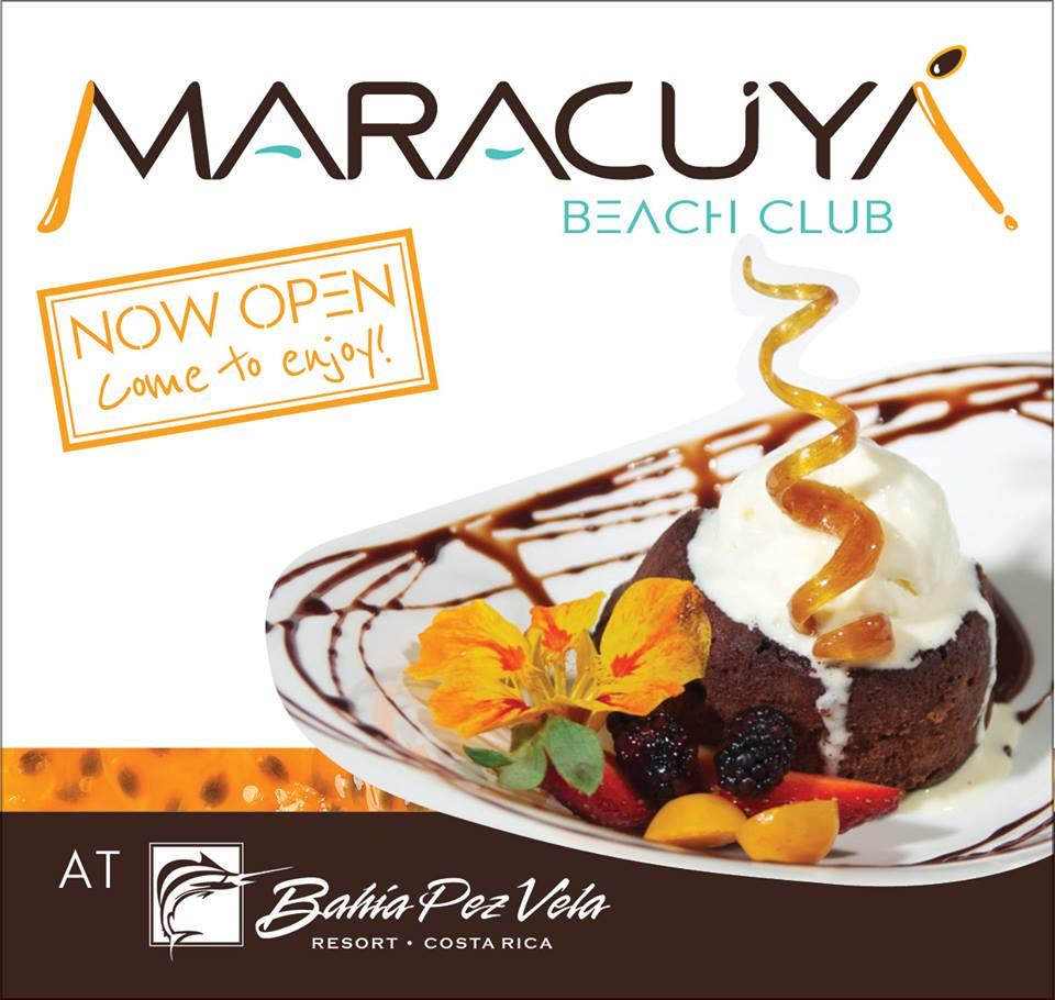 Maracuya Restaurant, Bahia Pez Vela, Costa Rica