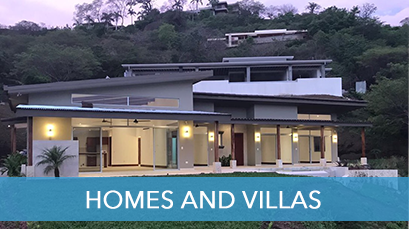 Homes and Villas in Costa Rica for Sale