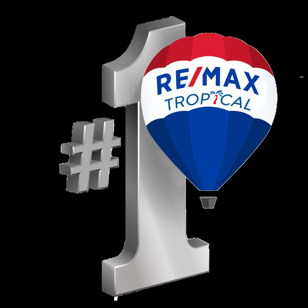 Re/Max #1 logo