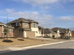 New homes in Crosswinds 78640