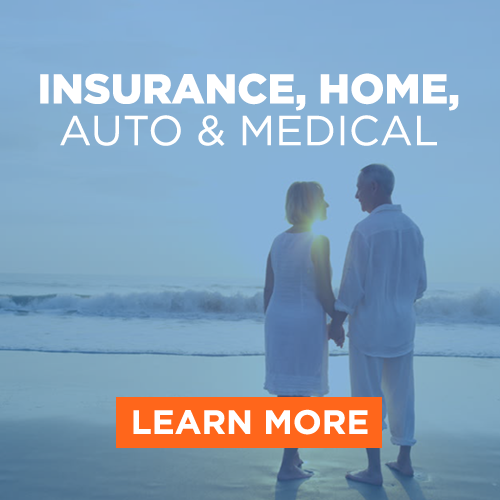 Insurance, Home, Auto & Medical