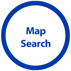 Search for Dominican Republic Real Estate by Map