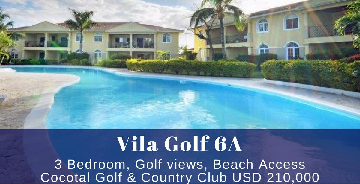 VIla Golf at Cocotal Golf Punta Cana